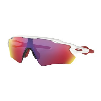 Óculos de Sol Oakley Radar EV Path Polished White W/ Prizm Road