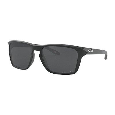 Óculos de Sol Oakley Sylas Matte Black W/ Prizm Black Polarized