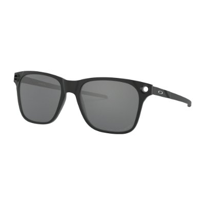 Óculos de Sol Oakley Apparition Satin Black W/ Black Iridium Polarized