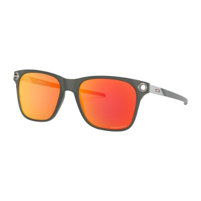 Óculos de Sol Oakley Apparition Satin Black Ink W/ Prizm Ruby