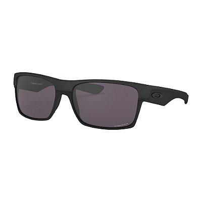 Óculos de Sol Oakley Two Face Steel W/ Prizm Grey