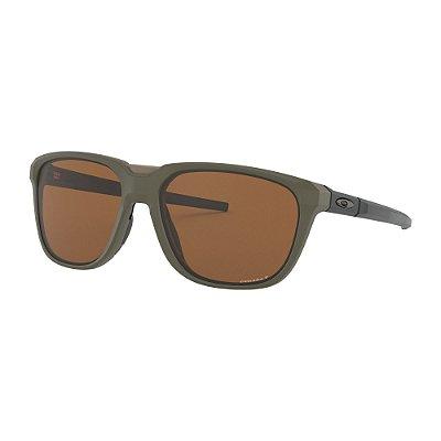 Óculos de Sol Oakley Anorak Matte Olive W/ Prizm Tungsten Polarized