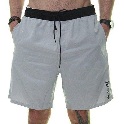 Shorts Hurley Volley Riviera Cinza