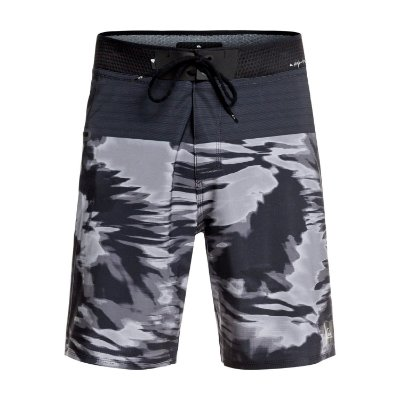 "Bermuda Quiksilver Boardshort Highline Blackout 19"" Preto"