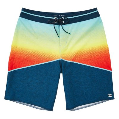 Bermuda Billabong Boardshort North Point Pro Ítalo Ferreira Laranja