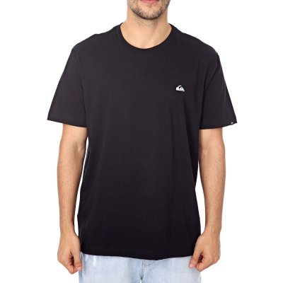 Camiseta Quiksilver Everyday Preto