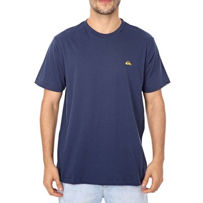 Camiseta Quiksilver Everyday Azul Escuro