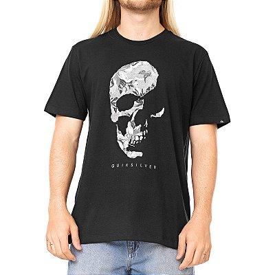 Camiseta Quiksilver Palma Preto