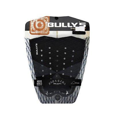 Deck Bullys Nakajima Pro Model Preto/Cinza
