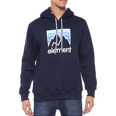 Moletom Element Jooint Hood Azul Marinho
