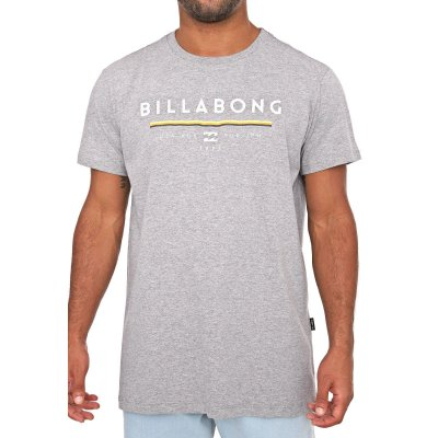 Camiseta Billabong Unity Cinza
