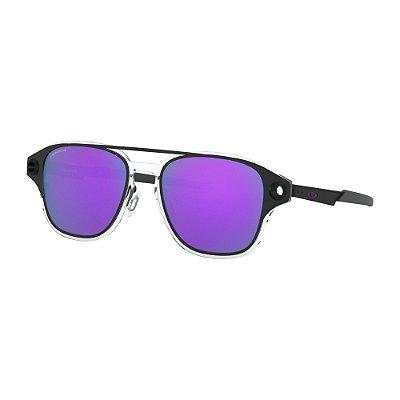 Óculos de Sol Oakley Coldfuse Matte Black W/ Prizm Violet
