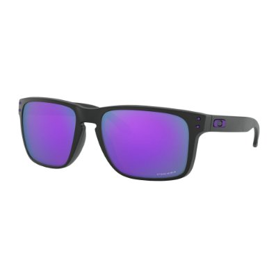 Óculos de Sol Oakley Holbrook XL Matte Black W/ Prizm Violet