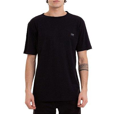 Camiseta Quiksilver Basic Preto