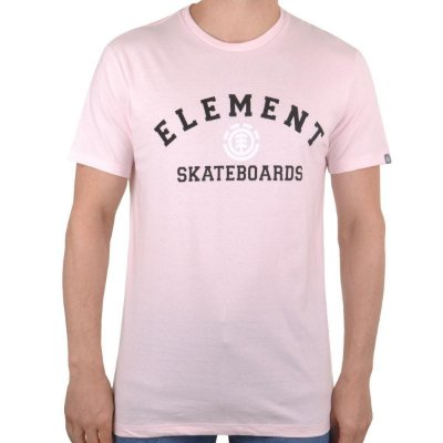 Camiseta Element For Life Rosa Claro