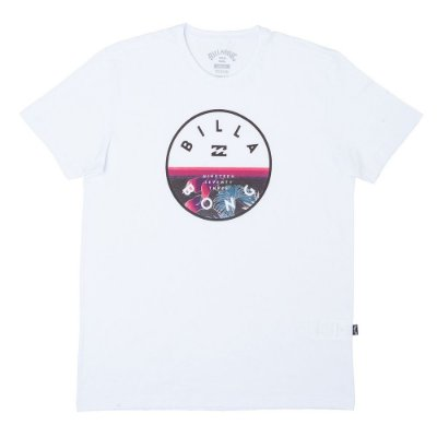 Camiseta Billabong Rotor II Branco