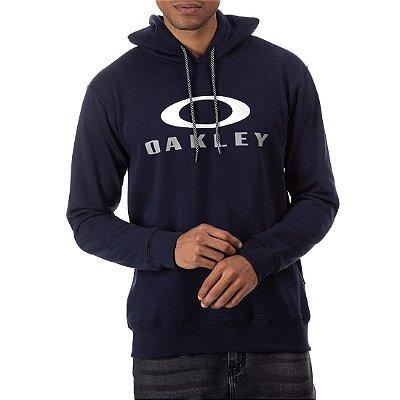 Moletom Oakley Dual Hoodie Azul Marinho