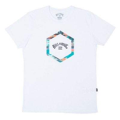 Camiseta Billabong Access Branco