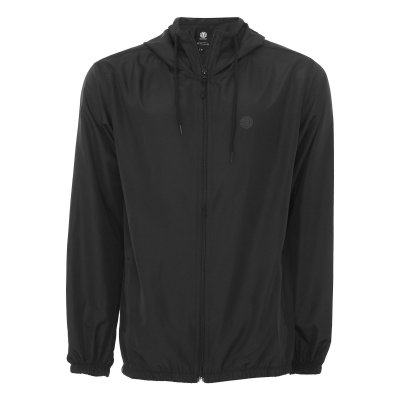 Jaqueta Element Basic Element Zip Preto