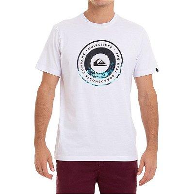 Camiseta Quiksilver Rage Branco