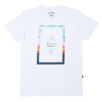 Camiseta Billabong Tucked Branco