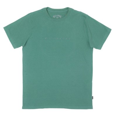 Camiseta Billabong Rough Tee Verde
