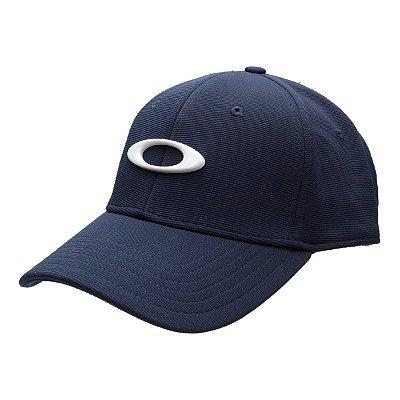 Boné Oakley Tincan Cap Azul Marinho/Branco