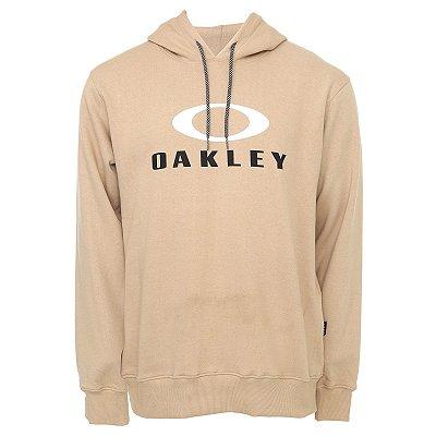 Moletom Oakley Fechado Dual Hoodie Masculino Caqui