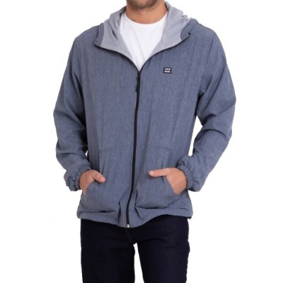 Jaqueta Billabong Matrix Masculina Azul