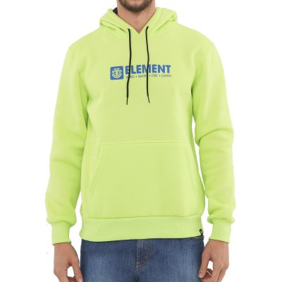 Moletom Element Fechado Nature Element Masculino Verde