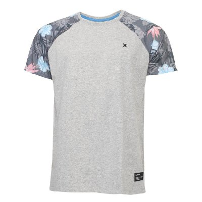 Camiseta Hurley Especial Military Two Cinza