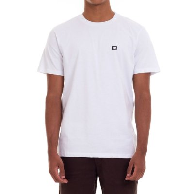 Camiseta DC Shoes Super Transfer Branco