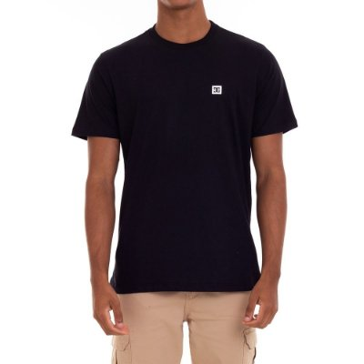 Camiseta DC Shoes Super Transfer Preto