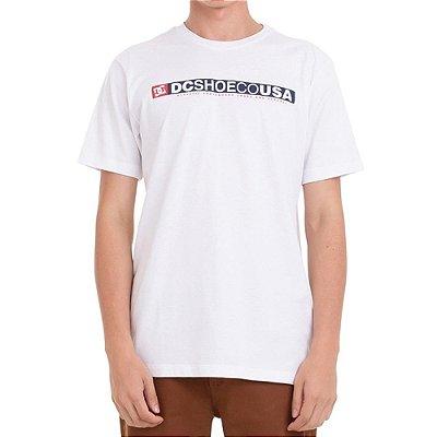 Camiseta DC Shoes Standard Branco