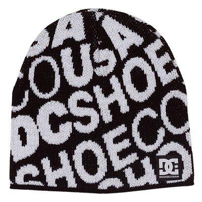 Gorro DC Shoes Big Mop Preto