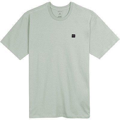 Camiseta Oakley Patch 2.0 Masculina Cinza Claro
