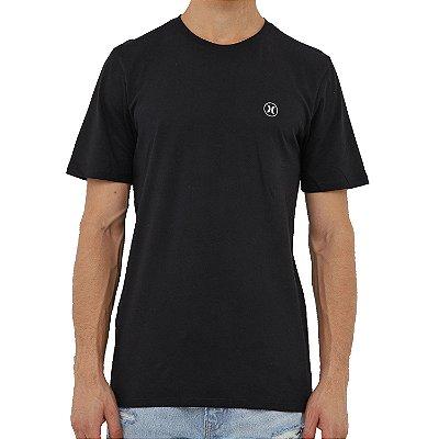 Camiseta Hurley Especial Basic Dri Fit Masculina Preto
