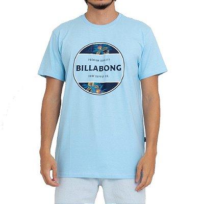 Camiseta Billabong Rotor II Masculina Azul