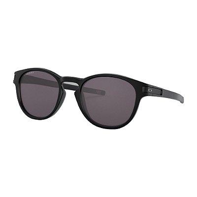 Óculos de Sol Oakley Latch Matte Black W/ Prizm Grey