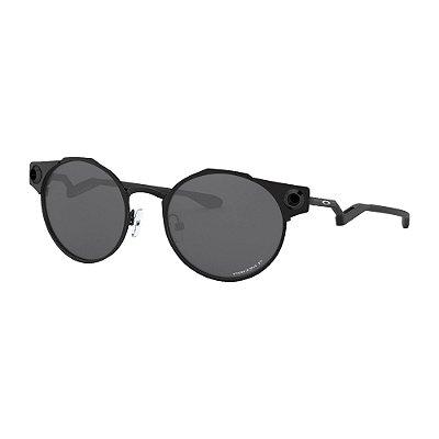 Óculos de Sol Oakley Deadbolt Satin Black W/ Prizm Black Polarized