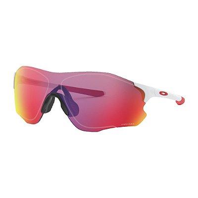 Óculos de Sol Oakley EVZERO Path Matte White W/ Prizm Road