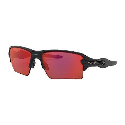Óculos de Sol Oakley Flak 2.0 XL Matte Black W/ Prizm Trail Torch