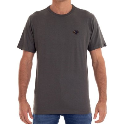 Camiseta Quiksilver Patch Masculina Verde