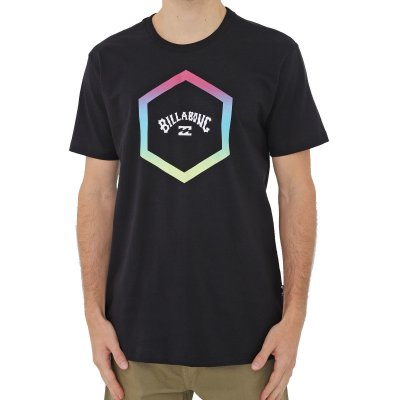 Camiseta Billabong Access Masculina Preto