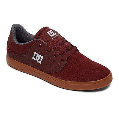 Tênis DC Shoes Plaza TC Vinho