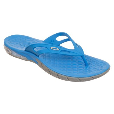 Chinelo Oakley Killer Point Masculino Azul/Cinza