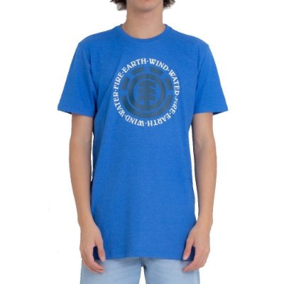 Camiseta Element Seal Masculina Azul