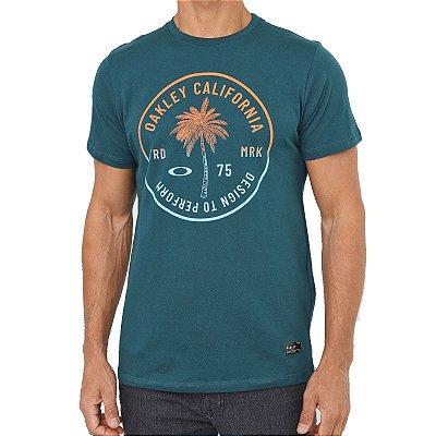 Camiseta Oakley Orange County SS Masculina Verde