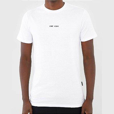 Camiseta Oakley One Icon R1 Essential Masculina Branco