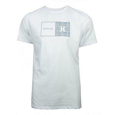 Camiseta Hurley Natural Masculina Branco